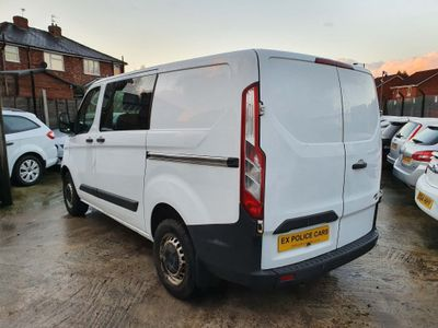 Ford Transit Custom Other 2.2 TDCi 330 L2 H1 5dr