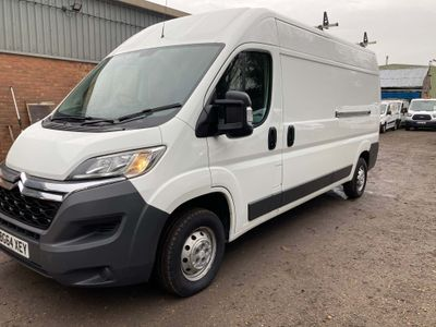 Citroen Relay Panel Van 2.2 HDi 35 L3 H2 EU5 5dr