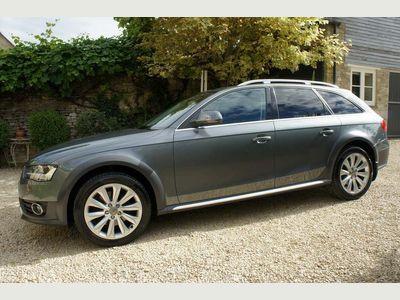Audi A4 Allroad Estate 3.0 TDI S Tronic quattro 5dr