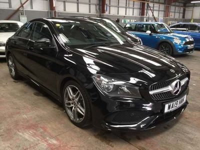 Mercedes-Benz CLA Class Coupe 1.6 CLA180 AMG Line Edition (s/s) 4dr