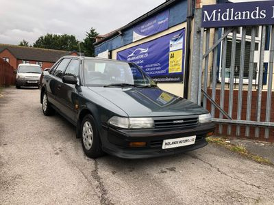 Toyota Carina Saloon 1.6 Match Play Limited Edition 4dr
