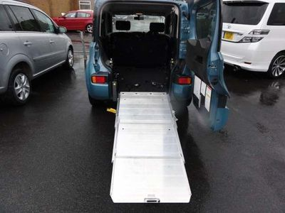 Nissan Cube Hatchback WHEELCHAIR ACCESS CAR LOW MILES