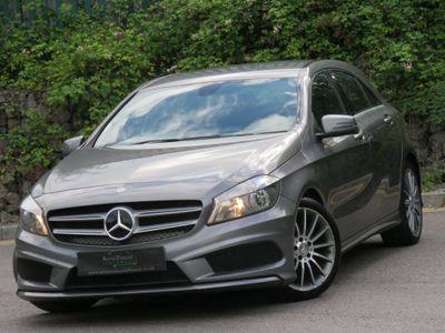 Mercedes-Benz A Class Hatchback 1.5 A180 CDI AMG Sport 5dr (E6)