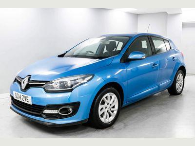 Renault Megane Hatchback 1.5 dCi ENERGY Dynamique TomTom (s/s) 5dr