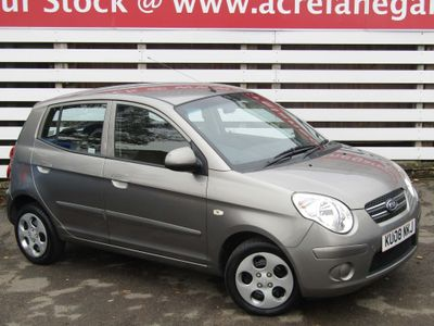 Kia Picanto Hatchback 1.1 Ice 5dr