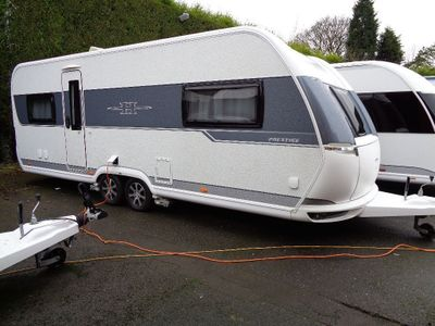 Hobby Prestige Tourer 4 BERTH,FIXED BED IN EXCELLENT CONDITION