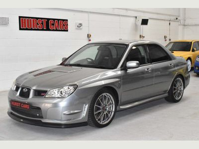 Subaru Impreza Saloon LITCHFIELD Type 25 Cosworth 551bhp