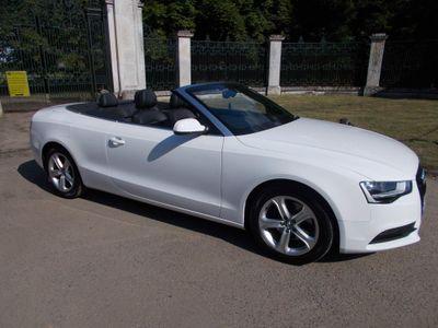 Audi A5 Cabriolet Convertible 1.8 TFSI SE Cabriolet 2dr