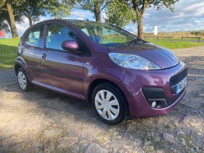 Peugeot 107 Hatchback 1.0 12V Active 5dr
