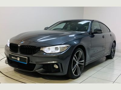 BMW 4 Series Gran Coupe Saloon 2.0 420d M Sport Gran Coupe Auto xDrive (s/s) 5dr