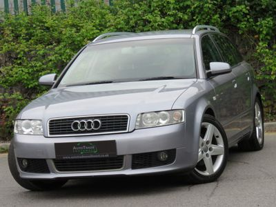 Audi A4 Avant Estate 1.9 TDI Sport 5dr