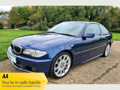 BMW 3 Series Coupe 2.5 325Ci Sport 2dr
