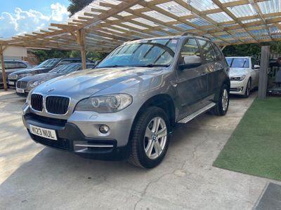 BMW X5 SUV 3.0 30d SE Auto xDrive 5dr