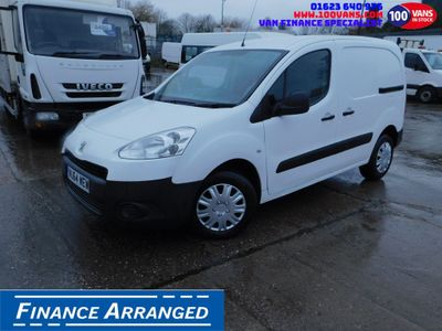 Peugeot Partner Panel Van SOLD SOLD SOLD