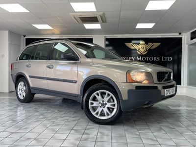 Volvo XC90 SUV 2.4 D5 Executive 5dr