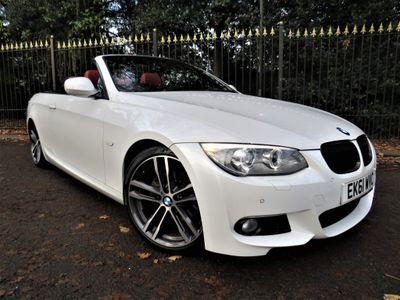 BMW 3 Series Convertible 2.0 320d M Sport Auto 2dr