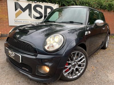 MINI Hatch Hatchback JCW 1.6 John Cooper Works 3dr