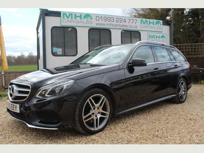 Mercedes-Benz E Class Estate 2.1 E250 CDI AMG Line (Premium) 7G-Tronic Plus 5dr