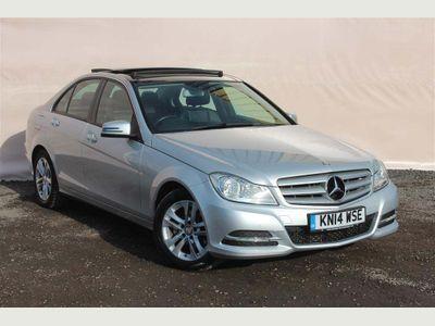 Mercedes-Benz C Class Saloon 1.6 C180 SE (Executive Premium Plus) 7G-Tronic Plus 4dr