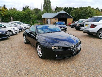 Alfa Romeo Spider Convertible 2.2 JTS 2dr