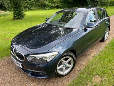 BMW 1 Series Hatchback 2.0 118d SE (s/s) 5dr