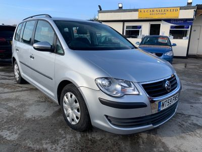 Volkswagen Touran MPV 1.9 TDI BlueMotion Tech S 5dr (7 Seats)