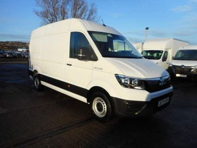 MAN TGE Panel Van 2.0 3140 FWD MWB High Roof EU6 (s/s) 5dr