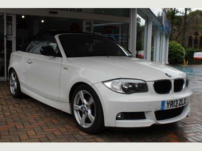 BMW 1 Series Convertible 2.0 118d Sport Plus 2dr