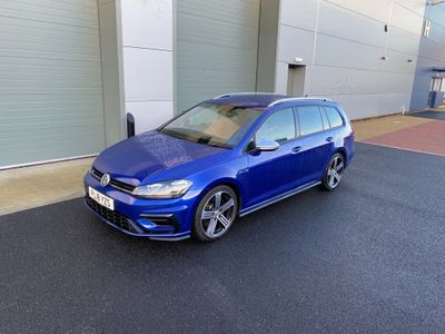 Volkswagen Golf Estate 2.0 TSI R DSG 4Motion (s/s) 5dr