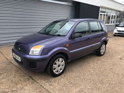 Ford Fusion Hatchback 1.4 TDCi Style Climate 5dr