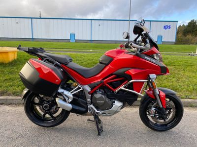 Ducati Multistrada 1200 Adventure 1200 S ABS Adventure