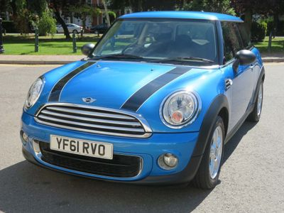 MINI Hatch Hatchback 1.6 One D Pimlico 3dr