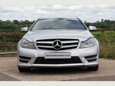 Mercedes-Benz C Class Coupe 1.6 C180 AMG Sport Plus 7G-Tronic Plus 2dr