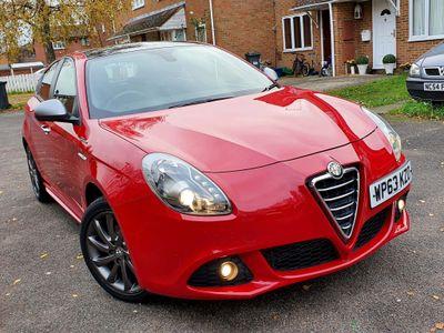 Alfa Romeo Giulietta Hatchback 1.4 TB Collezione 5dr