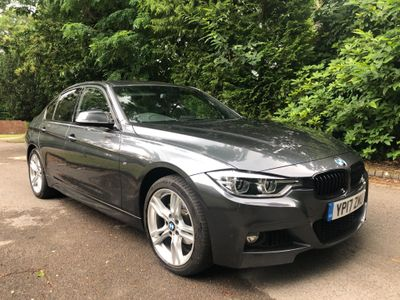 BMW 3 Series Saloon 2.0 320i M Sport Auto xDrive (s/s) 4dr