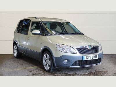 SKODA Roomster MPV 1.2 TSI Scout 5dr