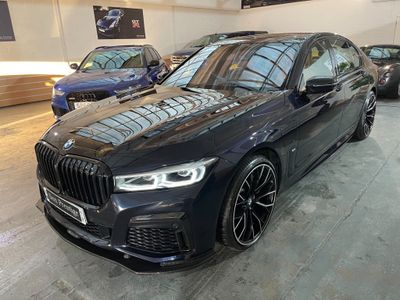 BMW 7 Series Saloon 3.0 745e M Sport Auto (s/s) 4dr