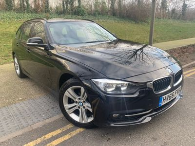 BMW 3 Series Estate 2.0 320d Sport Touring Auto xDrive (s/s) 5dr