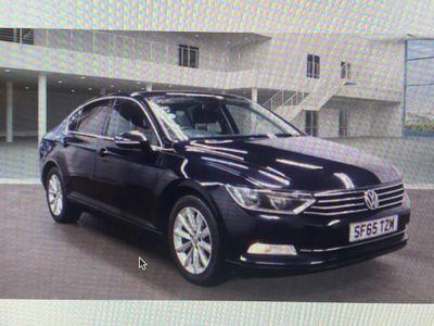 Volkswagen Passat Saloon 2.0 TDI BlueMotion Tech SE DSG (s/s) 4dr