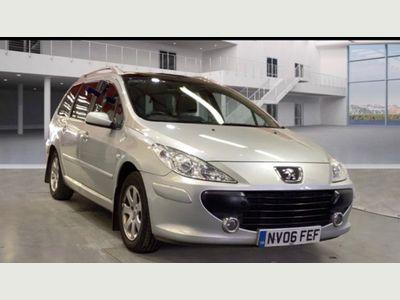 Peugeot 307 SW Estate 1.6 HDi S 5dr