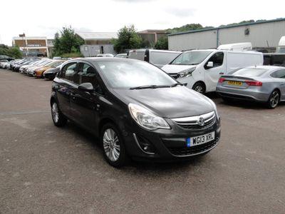 Vauxhall Corsa Hatchback 1.7 CDTi ecoFLEX 16v SE 5dr (a/c)
