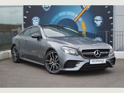 Mercedes-Benz E Class Coupe 3.0 E53 EQ Boost AMG (Premium Plus) SpdS TCT 4MATIC+ (s/s) 2dr