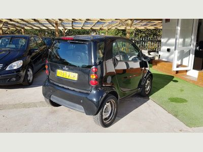 Smart fortwo Hatchback 0.7 City Pure 3dr