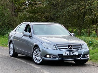 Mercedes-Benz C Class Saloon 1.8 C180 BlueEFFICIENCY Elegance Edition 125 7G-Tronic 4dr