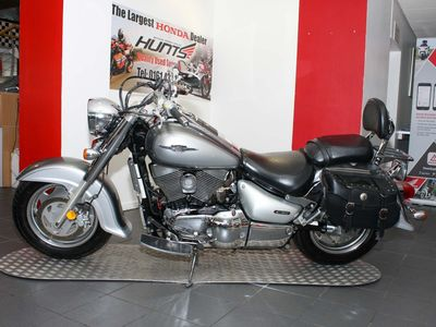 SUZUKI INTRUDER 1500 Custom Cruiser 1500 Intruder