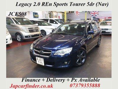 Subaru Legacy Estate 2.0 REn Sports Tourer 5dr (Nav)