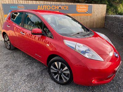 Nissan Leaf Hatchback 24kWh Tekna Auto 5dr