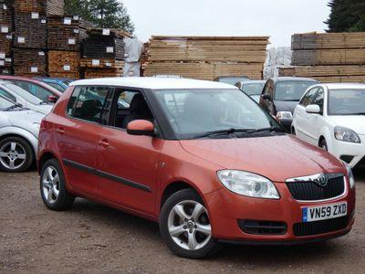 SKODA Fabia Hatchback 1.2 HTP 12V 2 5dr