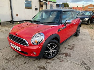 MINI Hatch Hatchback 1.6 One Minimalist 3dr