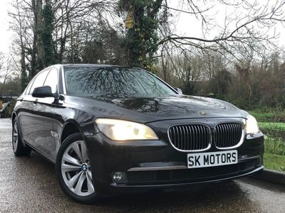 BMW 7 Series Saloon 3.0 730Ld SE LWB Saloon 4dr